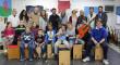 La Fundación SGAE apoya a Alalá en el uso del arte para la educación social