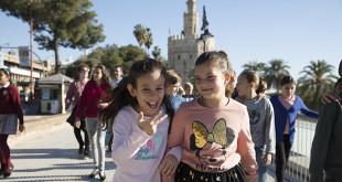 Menores de la Fundación Mornese en el programa Caixa Proinfacia