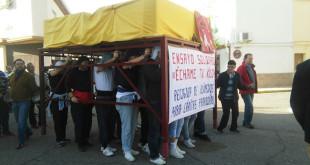 Ensayo solidario en Guillena