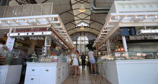 Mercado Lonja del Barranco. FOTO: Vanessa Gömez