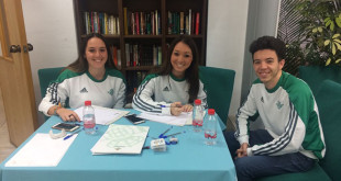 Voluntarios del Real Betis durante la mañana del lunes / Foto: Centro de Transfusión
