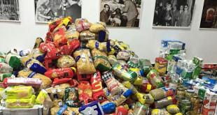 La zambomba tiene como objetivo recaudar alimentos / ABC