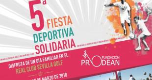 5ª Fiesta Solidaria de Prodean