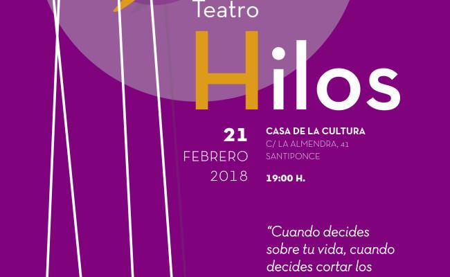 Cartel-Teatro-Hilos