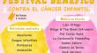 Festival contra el cáncer infantil en Carmona