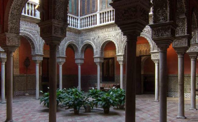 La cena tendrá lugar en la Casa Palacio Salinas / ABC