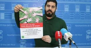 El Delegado de Salud de El Viso, Juan Jiménez