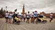 Tres niños visualizarán la ataxia telangiectasia participando con sus sillas en la Zurich Maratón de Sevilla
