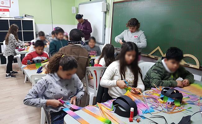 Los talleres están dirigidos a menores utreranos