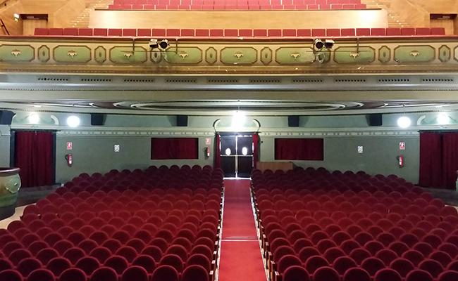 Los conciertos tendrán lugar en el escenario del Teatro Cerezo