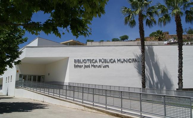 Biblioteca José Manuel Lara