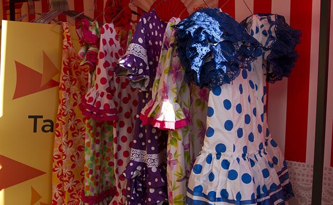 El showroom de moda flamenca se celebra en Nervión Plaza hasta el 7 de abril
