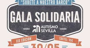 XIX Gala Solidaria Autismo Sevilla