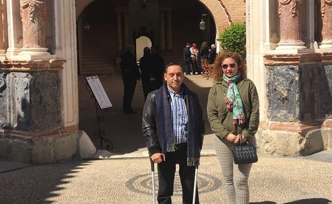 La delegación utrerana estuvo encabezada por su delegada de Solidaridad Internacional