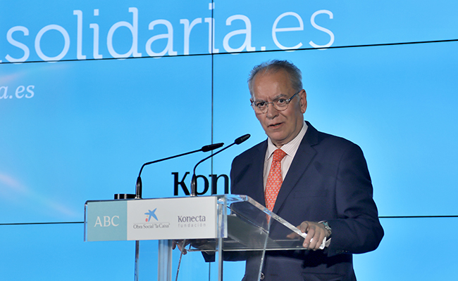 Álvaro Ybarra, director de ABC de Sevilla FOTO: J.M.SERRANO