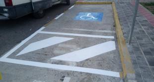 Las personas con discapacidad encuentran muchas dificultades para aparcar en Utrera