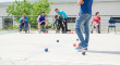 Deportistas sevillanos con parálisis cerebral buscan ser campeones de España