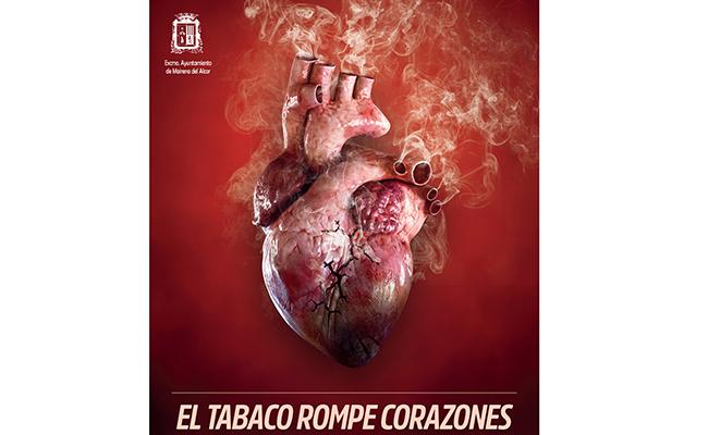 Campaña en Mairena del Alcor en la Fruta por cigarrillos