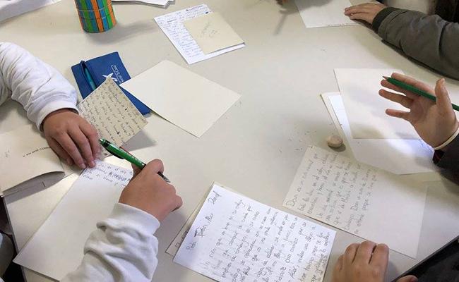 Los menores asisten a talleres de prevención / Rompe Tus Cadenas