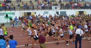 Más de 300 atletas participan en la carrera solidaria de Utrera contra la fibrosis quística