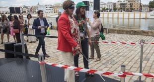 La Consejera en la presentación de la Semana de la ONCE / Fernando Ruso
