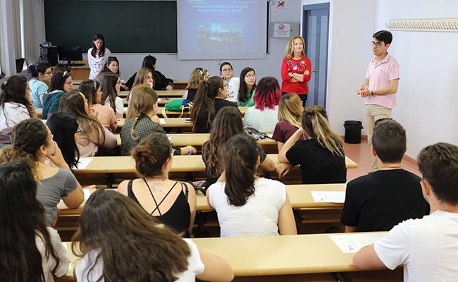 Más de 400 estudiantes en los programas de voluntariado de la Olavide