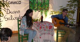 Artistas participan en el Festival de Cante Flamenco de 2017