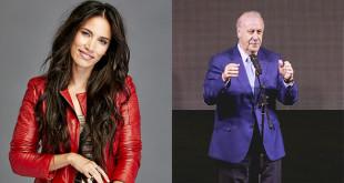 India Martínez y Vicente del Bosque serán los padrinos de la II cena benéfica de la Fudnación Emerge