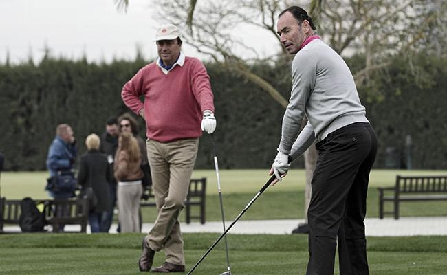 El torneo de golf de la a beneficio de la Orden de Malta llega a su décima edición / FOTO: JUAN FLORES