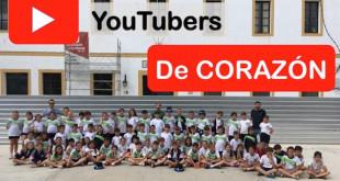El proyecto Youtubers de Corazón plantea alcanzar 3.000 euros para la Azotea Azul