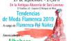 Vuelve el desfile de moda flamenca en San Lorenzo para ayudar al Centro de Estimulación Precoz Cristo del Buen Fin