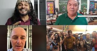 Numerosos rostros conocidos animan a participar en la carrera «Pateo contra el cáncer infantil»