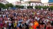 La VI Marcha Solidaria del alzheimer reúne cerca de 4.000 personas en Lebrija