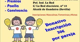 Torneo benéfico de Pádel de la Hermandad de San Esteban