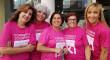 Caminata contra el cáncer a ritmo de la Macarena
