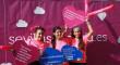 Busca tu fotografía con Sevilla Solidaria en la Carrera de la Mujer