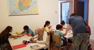 La asociación cuenta con una nueva sede para el proyecto en la barriada de La Paz