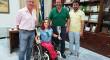 Nace un club en Carmona para potenciar el deporte entre las personas con dificultades