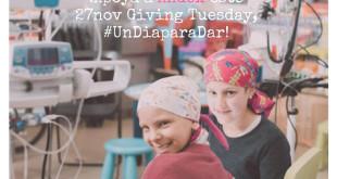 Mensaje de Andex en el Giving Tuesday