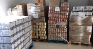 Casi 60 familias de Mairena del Alcor reciben alimentos del Programa de Ayuda Alimentaria