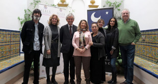 Cinco alumnos de la Fundación Alalá, becados en la escuela de flamenco de la Fundación Cristina Heeren