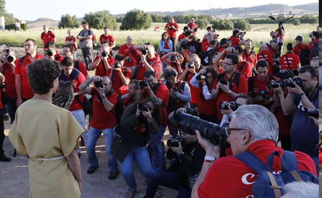 Más de 400 fotógrafos se darán cita en este evento solidario / Foto: Martín Iglesias