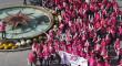Más de 3.000 personas marchan en Carmona contra el cáncer