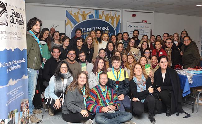 Participantes de la jornada / UPO