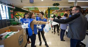Gran recogida del Banco de Alimentos en Mercadona / Vanessa Gómez