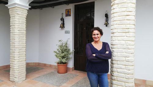 Encarnación García, gerente de Asesubpro